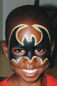batman face painting - Bing Images