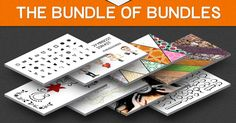 Download FREE one of the Biggest Bundle for Designers.