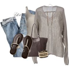 Fold Your Jeans, created by tmlstyle on Polyvore