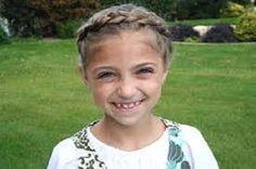 little girls hair styles for weddings - Google zoeken