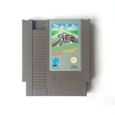 Rad Racer Nintendo Entertainment System, Nes Games, Mega Man, Super Nintendo, 8 Bit