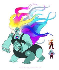 Jasper and Bismuth fusion