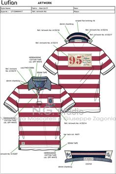 Giuseppe Zagonia, Owner of the Fashion Design Studio N. Zagonia snc in Cassano Magnago, Italy Polo Shirt Style, Polo Shirt Design, Flat Drawings, Flat Sketches, Camisa Polo, Cute Work Outfits, Le Polo, Shirt Designs, Mens Fashion