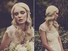 Softly Spoken | White Magazine Spring 2014 Issue 25 with Julia Trotti Photography/ chanele rose flowers
