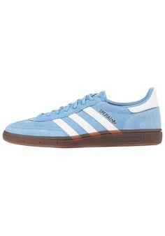 1c86a1fc9c5338 ADIDAS ORIGINALS Handball Spezial - Sneakers voor Heren - Blauw ✚ online  kopen bij PLANET SPORTS