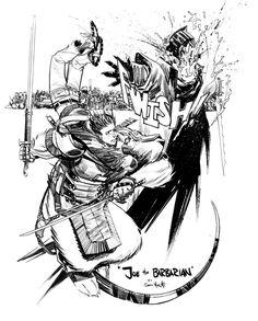 Joe the Barbarian - Sean Murphy