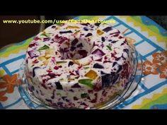 DICAS CASEIRAS - MOSAICO DE GELATINA(SOBREMESA ) - YouTube