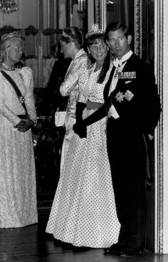 May 1989 Prince Charles And Duchess Of York And Princess Diana And Duchess Of Kent