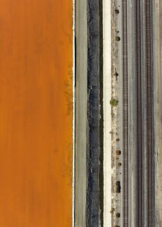 Tracks, Tommy Clarke. Landscape. Photography. The perfect piece to add some colour to the bedroom.