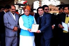 """HARYANA GOVERNMENT FELICITATES VODAFONE M-PESA FOR ENABLING THE GOVERNMENT MISSION OF """"THARI PENSION THARE PASS"""" IN REMOTE RURAL VILLAGES IN HARYANA   News Patrollings"""