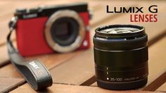 Learn more about the new LUMIX GM Lenses with Scott Mellish