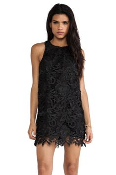Cameo Spellbound Dress in Black   $200