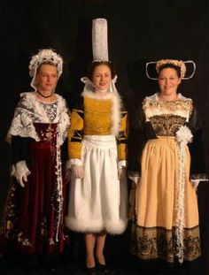 Us et costumes 24 Costumes Mariés Bretagne