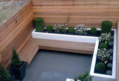 Garden design designer clapham balham battersea small low maintenance modern garden (5)