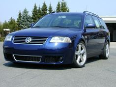 custom b5 passat | ... this just the lower part and the picture shows a molded custom design