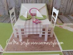 Einladung zum Dinner – CarMa Style