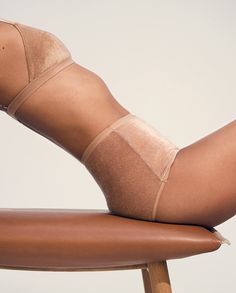 The trend for in-your-face bras and OTT branding has given simple nude underwear a rather bad rep of late. However, just as outerwear has embraced a more minimalist approach, lingerie has also undergone a similar undressing. Superfluous frills, trims, ...