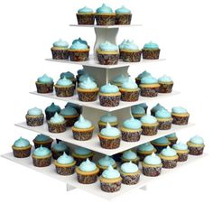5-tier Square Dessert Stand Is Ideal for Parties, Holidays, Weddings, and Other Get-togethers The Smart Baker,http://www.amazon.com/dp/B0072VZ5HS/ref=cm_sw_r_pi_dp_RbZ5sb1ASTZMVY2M