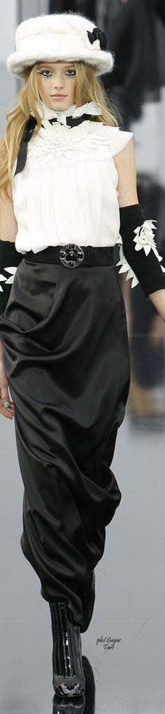 Chanel Fall 2009 RTW