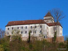Schloss Ehrenhausen in Styria, Austria