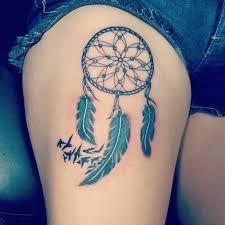 Imagini pentru dream catcher tattoo