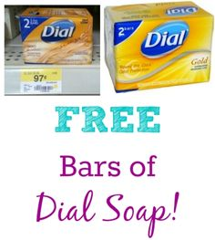 You can't beat FREE, especially on something you buy all the time like soap!