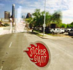 StickerGiant on the Road: SXSW