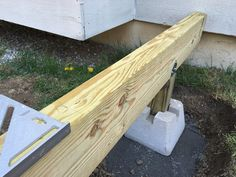 How to Build a Floating Deck 2019 DIY Floating Deck Plans Rogue Engineer 12 The post How to Build a Floating Deck 2019 appeared first on Deck ideas. Floating Deck Plans, Building A Floating Deck, Deck Building Plans, Laying Decking, Decking Area, Cool Deck, Diy Deck, Home Depot, Freestanding Deck