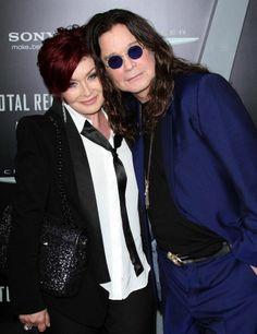Ozzy and Sharon Osbourne Married 31 years Ozzy And Sharon Osbourne, Ozzy Osbourne, Celebrity Couples, Celebrity News, Longest Marriage, Famous Couples, Black Sabbath, Celebs, Celebrities