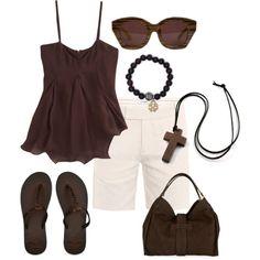 chocolate & summer white