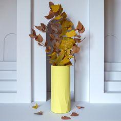 New jesmonite vases are now available on Etsy (link in bio) #jesmonite #homedecorideas #decor #vase #flowervases #moderndesign #homedesign #handmade #etsy #flowers #driedflower Yellow Vase, Handmade Flowers, Flower Vases, Dried Flowers, Collaboration, Modern Design, Lovers, House Design, Invitations