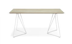Stół FLY w rozmiarze blatu 160x80 cm. Miloni.pl