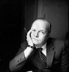 Truman Streckfus Persons, #TrumanCapote (Nueva Orleans, 30 de septiembre de 1924 - Los Ángeles, 25 de agosto de 1984)