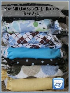 How #clothdiapers age via @chgdiapers