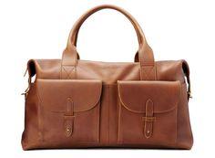 Oliver Spencer- great weekender bag!