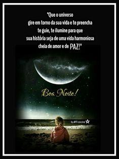 Mensagem de boa noite - Foto