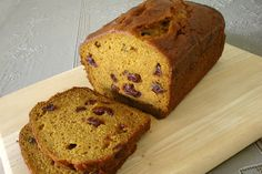 Dukan Diet pumpkin bread