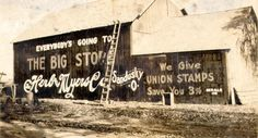 Sandusky History: Edwin B. Gerald, Sign Painter
