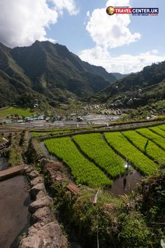 The UNESCO heritage Batad rice terraces on the top are already on the harvest, and the rice fields at the bottom are on the verge of providing good rice to the Filipinos. #riceterrace #batad #travelphilippines #filipino #itsallabouttravel #travelcenteruk