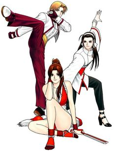 Woman Fighters Team 97'
