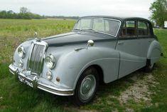 Grey (Not Gray) Ghost: 1955 Armstrong Siddeley Sapphire Ferrari F40, Lamborghini Gallardo, Porsche, Audi, Bmw, Retro Cars, Vintage Cars, Rolls Royce Silver Cloud, Jaguar Daimler
