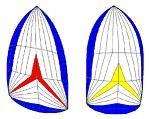 Veleria SailSelect, confeccionamos velas a medida para crucero, regata, gran eslora y clásico. Mayores, génovas, spinnakers, triquetas, etc. Ofrecemos gennakers estándar, en stock para entrega inmediata. Servicio en toda la península.