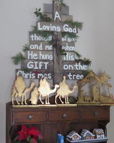 The Long Awaited Home: Good-bye Christmas 2012