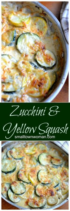 This recipe will bring out a passion for zucchini and squash that you never knew you had! (Squash Recipes Side Dishes)