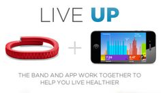 Jawbone UP - Great Gift for Dad This Father's Day!