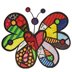 Britto Butterfly