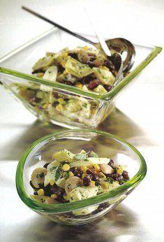 Salade en boîte Potato Salad, Potatoes, Ethnic Recipes, Food, Salads, Cooking Food, Healthy Balanced Diet, Potato, Essen