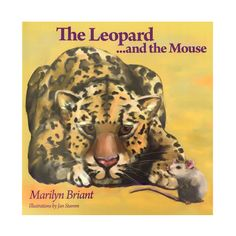Book for Kids - The Leopard and the Mouse