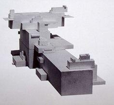 Kazimir Malevich, Arkhitekton 'Alpha' 1920
