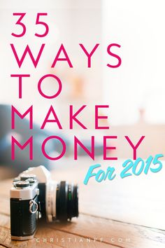These are 35 ways you can make money from home that actually work in I have actually tried and done most of these myself and can attest that they are legitimate money-making ideas - so check them out! Make Money Money Making Ideas Make Money From Home, Way To Make Money, How To Make, Money Tips, Money Saving Tips, Mo Money, Money Hacks, Just In Case, Just For You